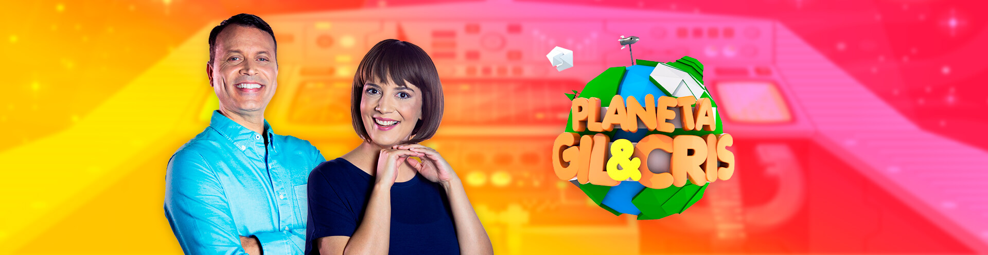 PLANETA GIL E CRIS - NT Play